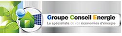 GROUPE CONSEIL ENERGIE Logo